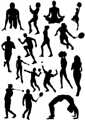 Abnehmen mit Sport!