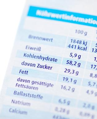 Kohlenhydrate & Ballasstoffe