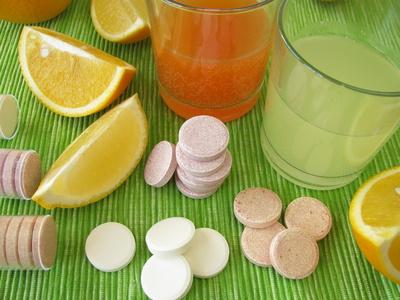 Vitamine & Spurenelemente