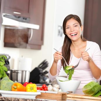 Gesunde vegetarische Ernährung?